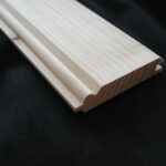 67 mm Reed & Bead Designed  Planks With Tongue and Groove fitting